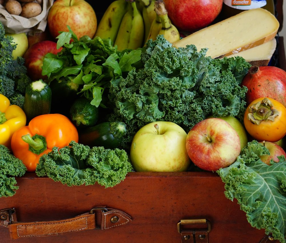 Why India Leads in Fresh Fruits and Vegetables Export? - Sai Export Hub